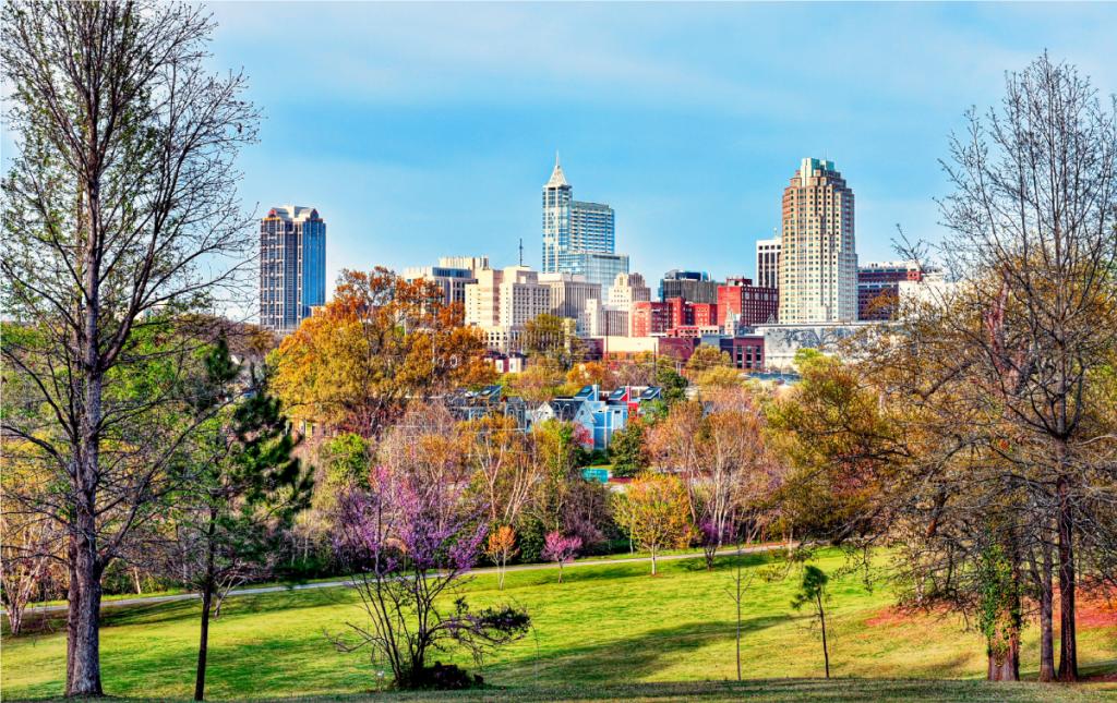 Raleigh-NC_skyline
